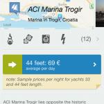 mySea - Detailpage App