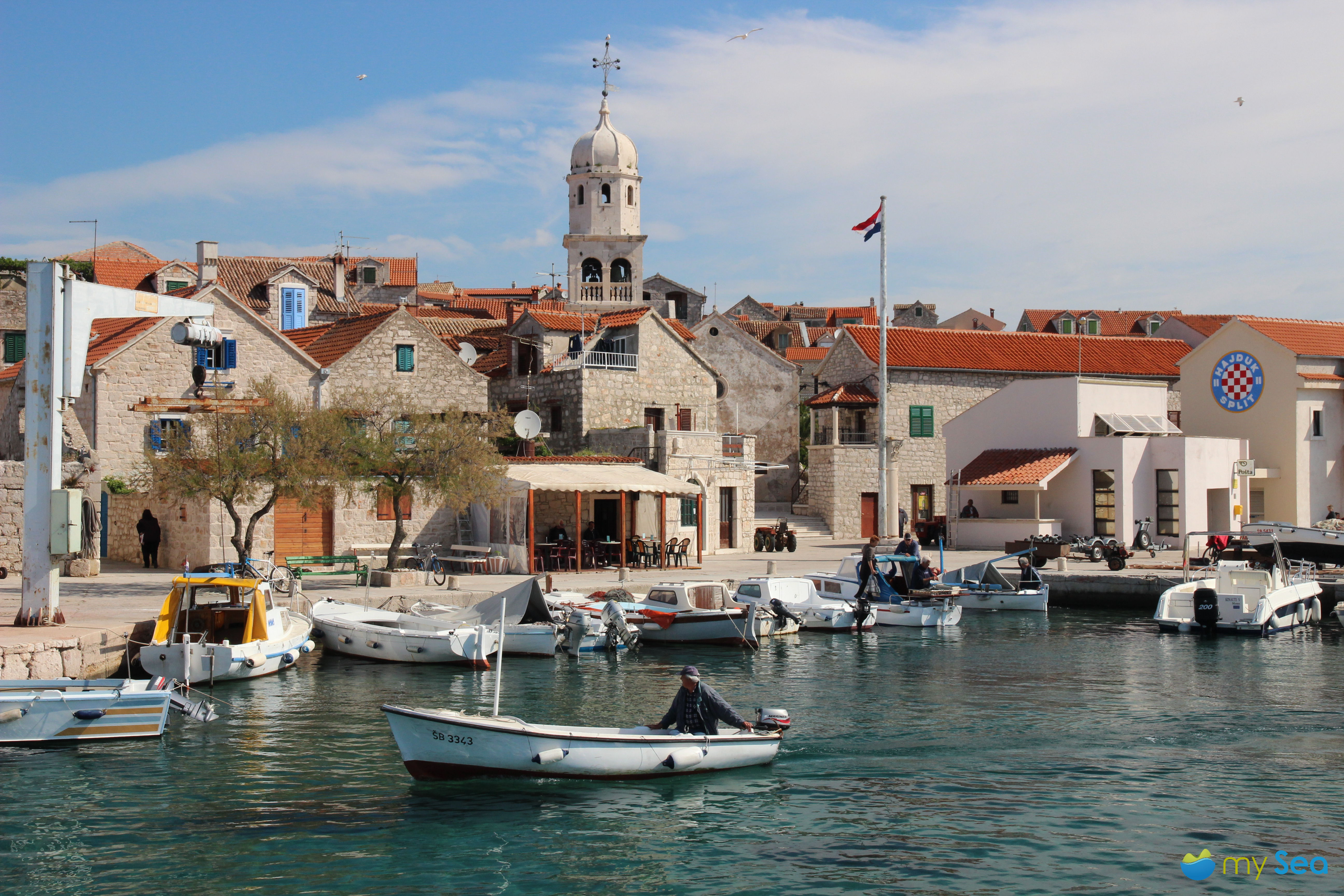 sea adriatic archipelago prvic sepurine prvić sibenik known secret šibenik