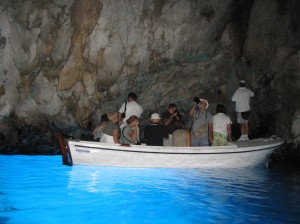 Inside the Blue Cave, Bisevo