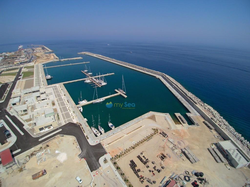 New Marina Rhodes