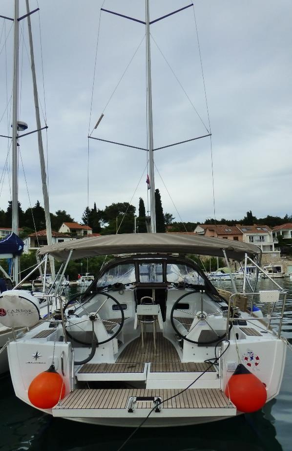 Candor Charter Yacht